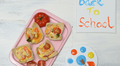 Mini Quiche in Bread Bases are a great back to school recipe for fussy eaters