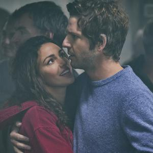 Michelle Keegan and Damien Molony in Brassic, Sky