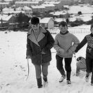 Snow in the Dublin area, 29/12/1962