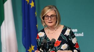 """'According to the Taoiseach Department's Liz Canavan, """"complacency is our greatest enemy"""".' Photo: Brian Lawless/PA"""