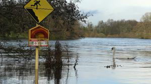 University of Limerick hydrologist Tony Cawley said dredging works, the construction of banks and raising roads would help areas at risk
