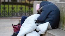 The charity has warned of a potential dramatic rise in homelessness once emergency regulation banning rent increases and evictions is lifted. Stock photo: PA