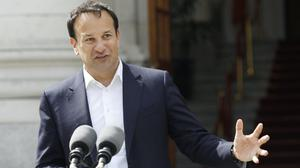 Calls for change: Taoiseach Leo Varadkar is a member of Fine Gael's LGBT committee. Photo: Photocall Ireland/PA