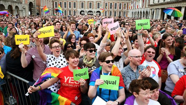The ten-day holiday in Ireland has been specially tailored towards same-sex couples