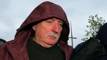 Ivor Bell faced counts of aiding and abetting the killing of Jean McConville and of IRA membership