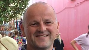 Sean Cox before he was attacked (Family handout/PA)