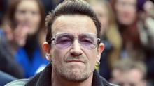 Bono suffered the injuries while riding a bike in New York