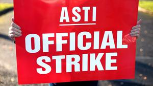 The ASTI is the only union outside the LRA and, last month, its 180-member executive committee recommended another No vote on the deal. (Stock picture)