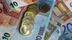 'The Ministers for Finance and Public Expenditure and Reform are preparing their Budget and would be advised to instigate a universal basic income of €350 per week, thus supporting all citizens equally.' (stock photo)