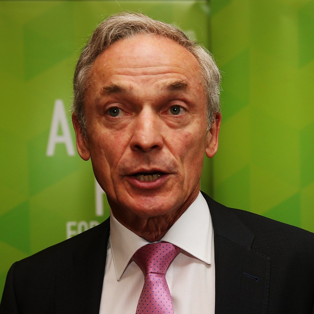 Richard Bruton hailed the work of Enterprise Ireland