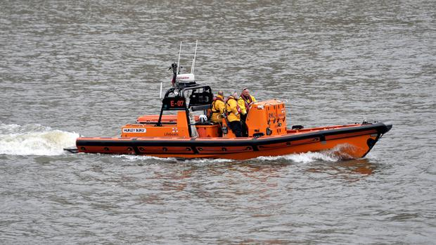 The RNLI were involved in the rescue effort. (Stock image)