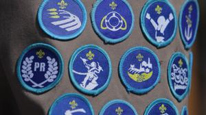 Scouting Ireland was formed by a merger of the two previous groups (PA)