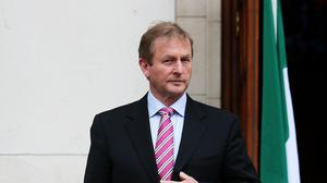 Taoiseach Enda Kenny is meeting Chinese Premier Li Keqiang during his two-day visit to Ireland