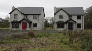In Dublin, the average asking price for a house fell by 0.7%, while prices elsewhere were down an average 1.3%