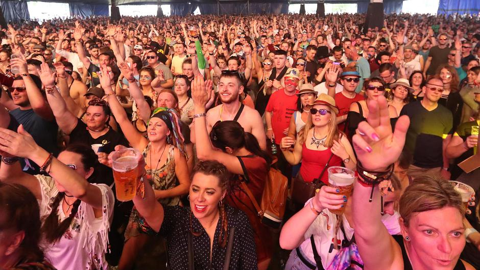 Electric Picnic is Ireland's largest music festival (Niall Carson/PA)