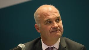 Dr Tony Holohan, chief medical officer at the Department of Health (Brian Lawless/PA)