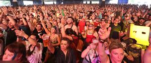 The Electric Picnic festival in Stradbally, County Laois has been cancelled due to the crisis (Niall Carson/PA)