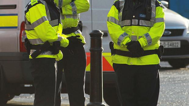 Gardai said the young girl (10) was in the back of the car when it was stolen