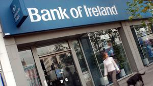Bank of Ireland plans to introduce new rules later this month for over the counter transactions with staff, including a €700 minimum for cash withdrawals and a €3,000 minimum for cash lodgements