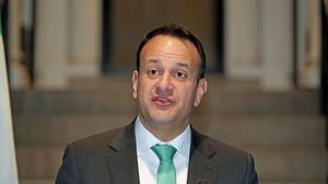 Taoiseach Leo Varadkar has warned 'we are in the calm before the storm' (Niall Carson/PA)