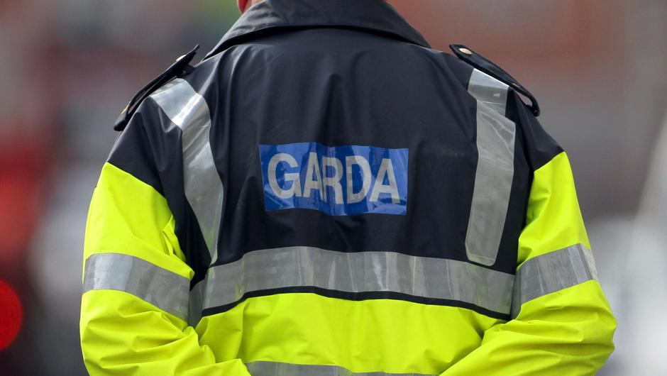 Gardai are investigating the stabbing incident in Cork (PA)
