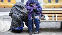 The plight of our homeless is even worse and the utter and abject failure to make a speedier impression on a dysfunctional housing market is probably the biggest political failure. (stock photo)