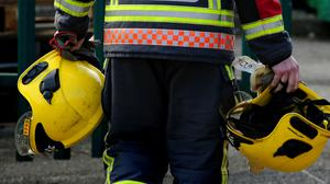 'Firefighters see things that people should never see. It's part of what they sign up for. But can you imagine the emotional toll of that?' (stock photo)