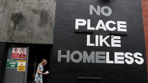 Children now represent one in three homeless people in Ireland (Brian Lawless/PA)
