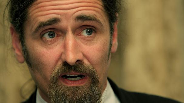 Independent TD Luke Ming Flanagan claimed he had a dossier of evidence linking high ranking officers to heroin dealing