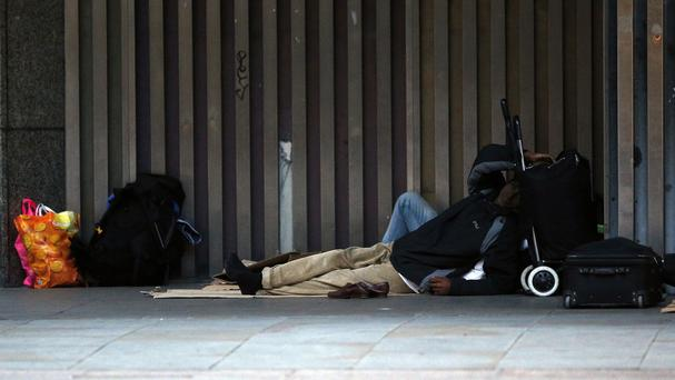 Barnardos warned that Ireland is witnessing the beginning of an explosion of homelessness