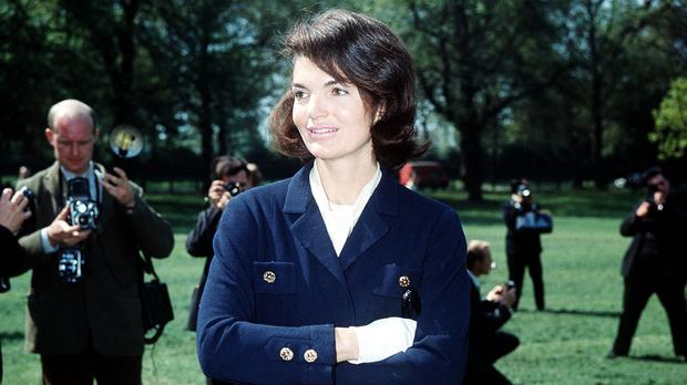 Jacqueline Kennedy revealed her private thoughts in letters to an Irish priest