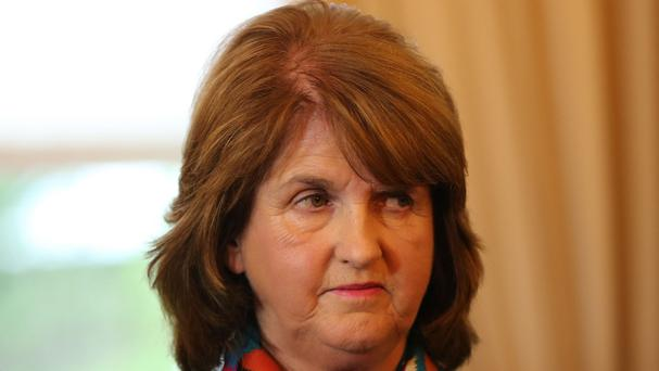 Joan Burton is tipped to run for the Labour leadership.