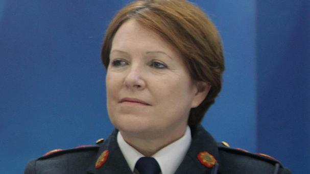 Noirin O'Sullivan said she had personally ordered an assistant commissioner to go and meet Sergeant Maurice McCabe