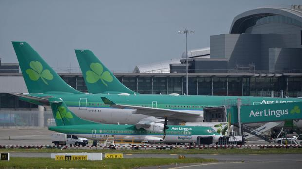 Aer Lingus and Dublin Airport Authority have been told to pay more into a workers' pension scheme