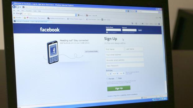 A Donegal man has avoided a jail term for criminal damage to his ex-girlfriend's Facebook page
