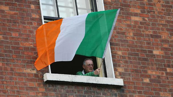 Ireland is on top of the world for its contribution to humanity, according to a survey