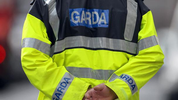 He suffered arm injuries in the incident and is currently being treated at South Tipperary General Hospital