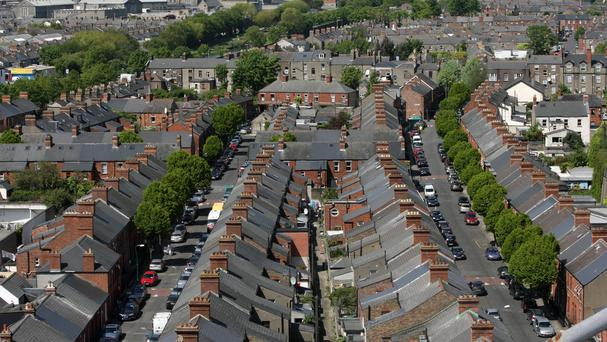 The huge gap between house prices in Dublin and the rest of the country is widening further, says a report