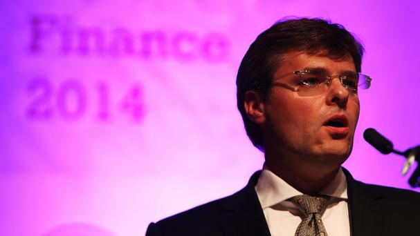 Gareth Murphy, director of markets supervision at the Central Bank of Ireland, speaking at BitFin Bitcoin Finance 2014