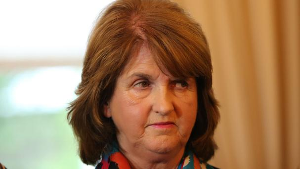 Joan Burton has taken over the reins of the Labour Party