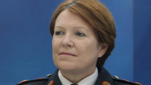 Noirin O'Sullivan said 'the increase in homicides is not attributable to organised crime'