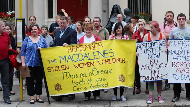 Survivors of Magdalene Laundries are getting an average compensation pay-out of almost 36,000 euro.