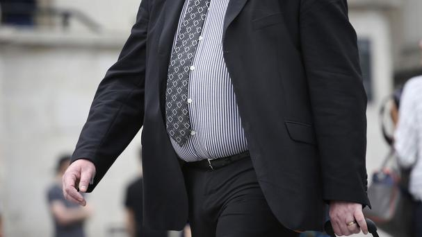 Four-fifths of people over 50 in Ireland are obese, according to a new study