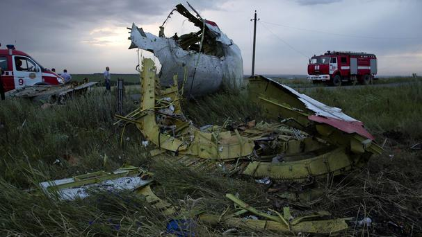 A woman from Ireland died on flight MH17, it has been confirmed