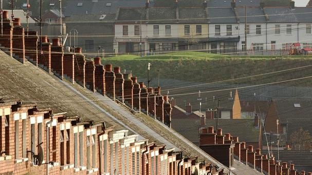 The cost of buying a house in Dublin has surged almost 25% over the past year