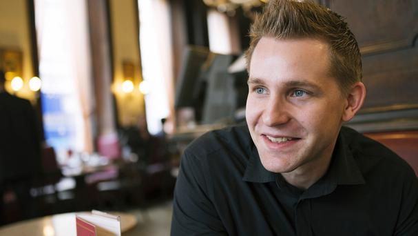 Max Schrems is calling on Facebook's one billion users to join a class action fight against the social network over privacy (Europe-V-Facebook.org)
