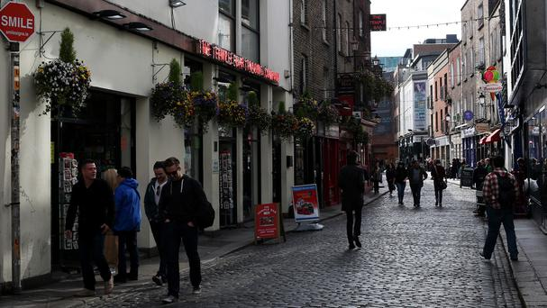 Dublin was named one of the 10 friendliest cities