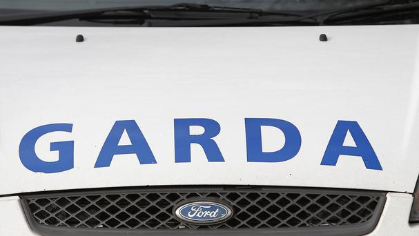 Gardai have carried out raids across north Dublin