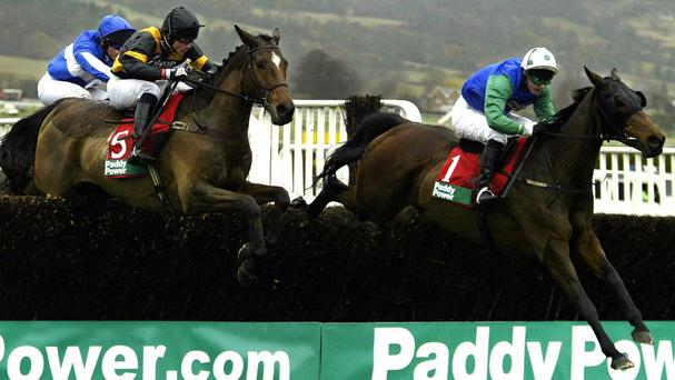 Paddy Power has recorded a big slump in profits