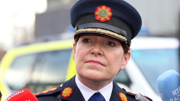 Ms O'Sullivan bowed to major political pressure last night and 'reluctantly' released a statement which confirmed her position that the Provos remain at large